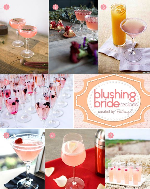 Wedding - CHEERS! DRESSY DRINKS