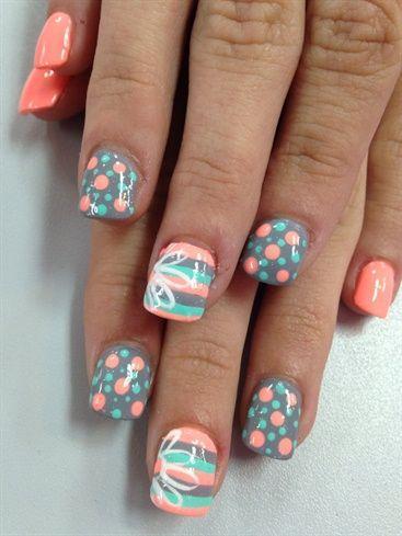 Nail 10 Nail Designs That You Will Love 2315625 Weddbook