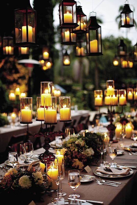 Hochzeit - Outdoor Dine Time