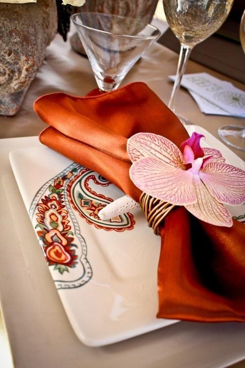 Mariage - Custom Dinnerware