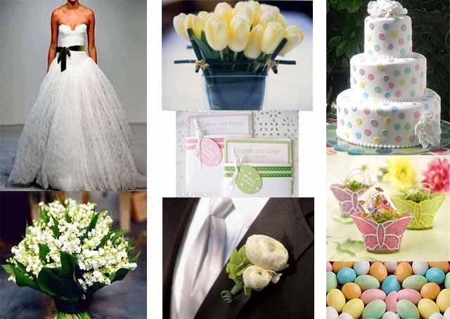 Свадьба - Easter Themed Wedding/Party/Shower