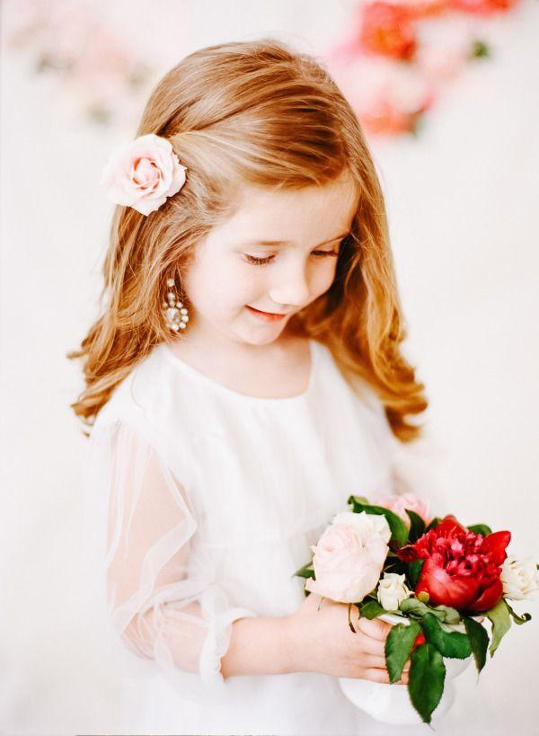 Wedding - The 25 Most Adorable Flower Girls Ever
