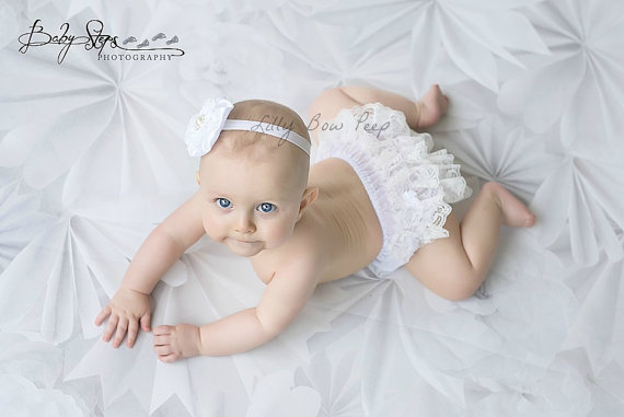Lace Diaper Cover Bloomers Bloomer Baby Girl Clothes Baby Diaper