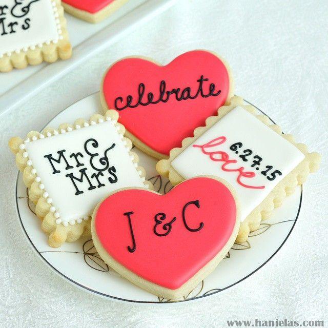 Свадьба - Wedding Cookies