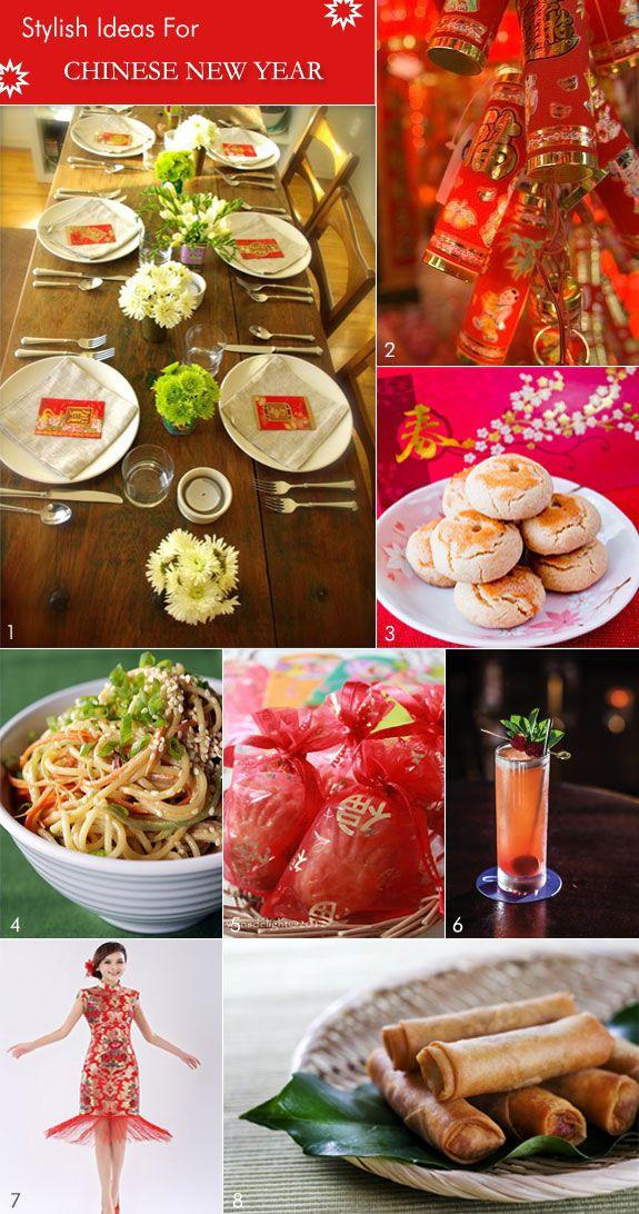 chinese new year party inspiration