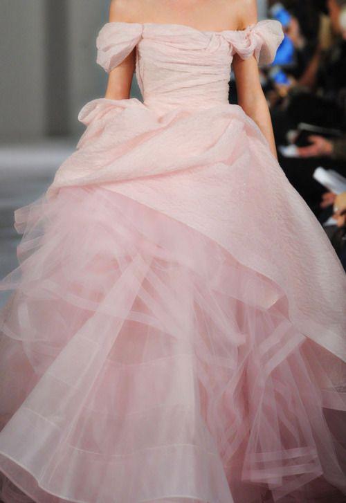 Свадьба - Oscar De La Renta At New York Fall 2012