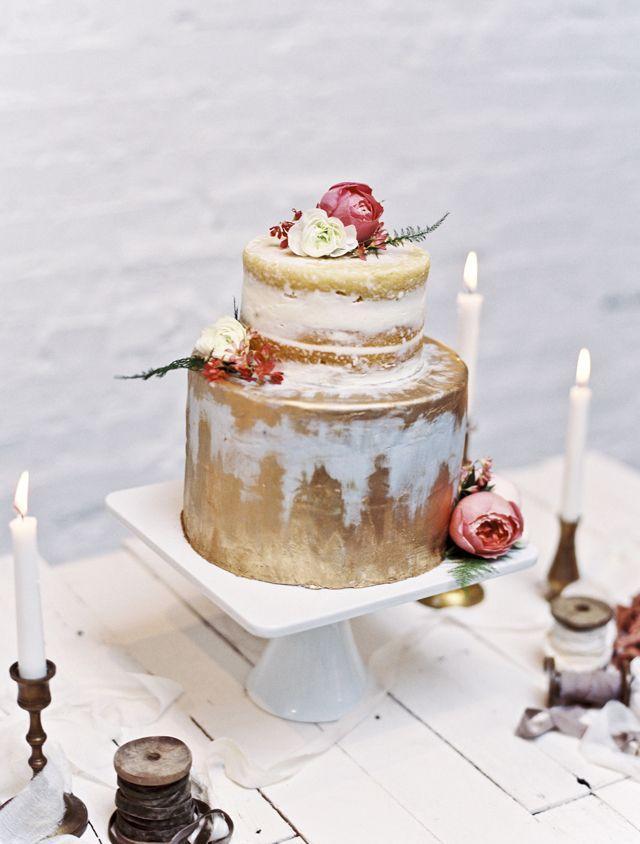 زفاف - Feminine And Rustic Botanical Wedding