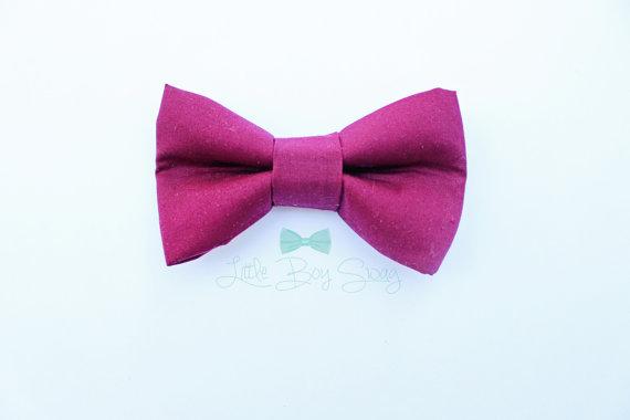 زفاف - Baby Boy Bow Tie..Boys Bow Tie..Baby Store..1st Birthday party..toddlar bow tie..ring bearer..wedding..wedding bow tie..kids bow tie..braces