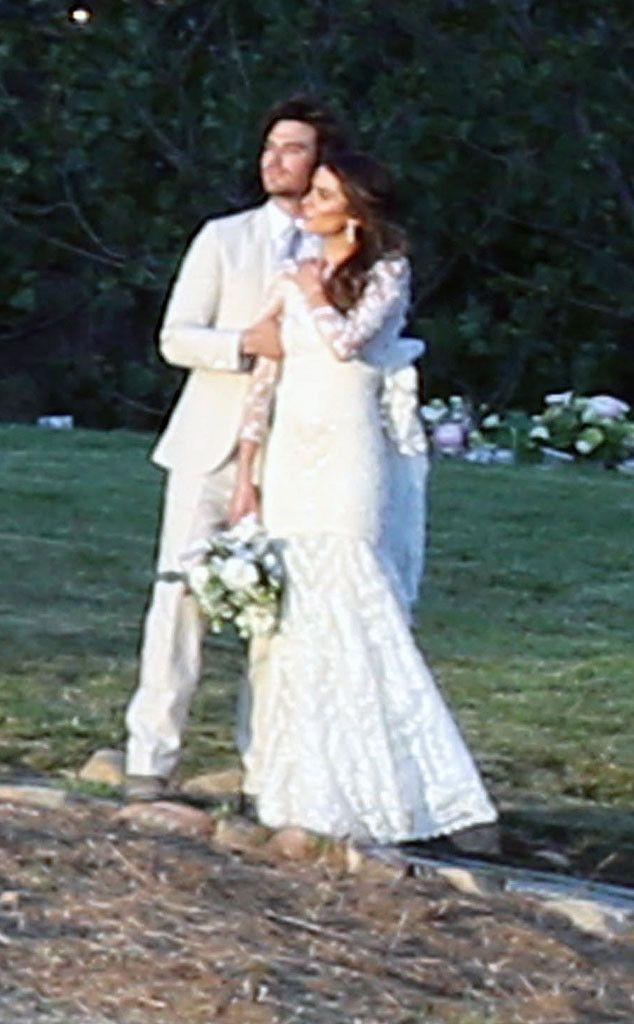 Nikki Reed And Ian Somerhalder Are Married 2316772 Weddbook