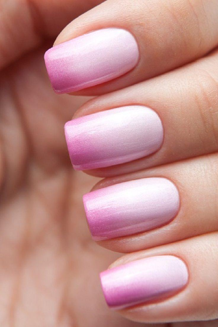 Nagel - 15 Ombre Nail Designs For The Week #2317042 - Weddbook