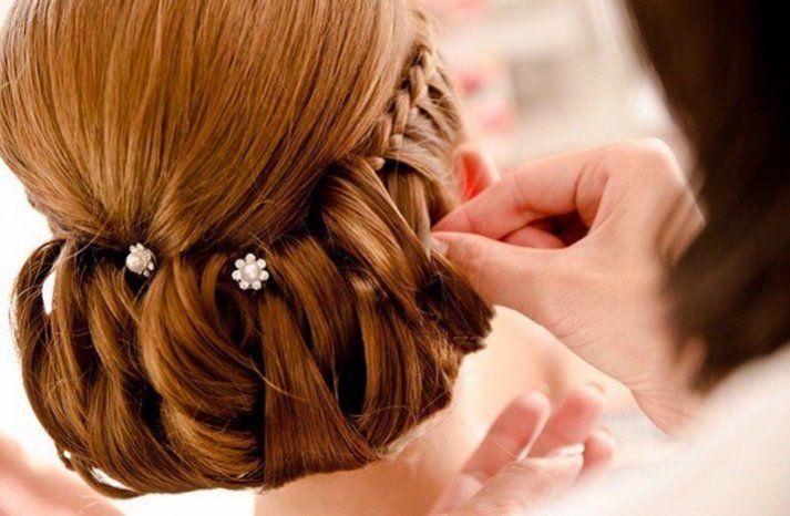 Свадьба - Weddings - Hairstyles