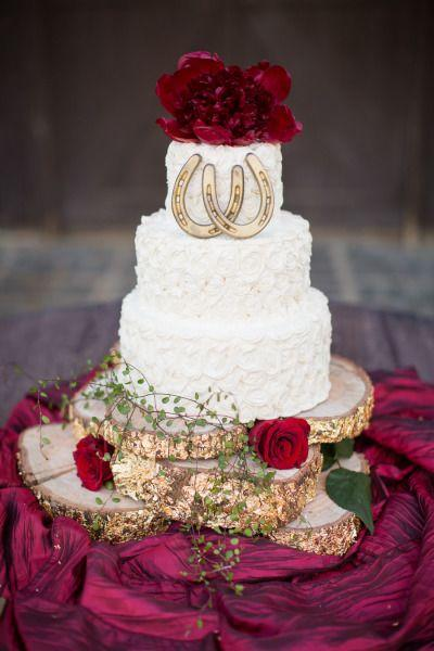 Mariage - Equestrian Winter Wedding Inspiration