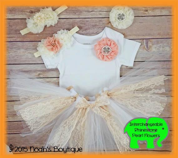 Baby Girl Shabby Dress