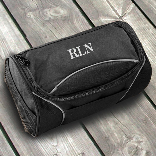 Mens Travel Kit Canvas