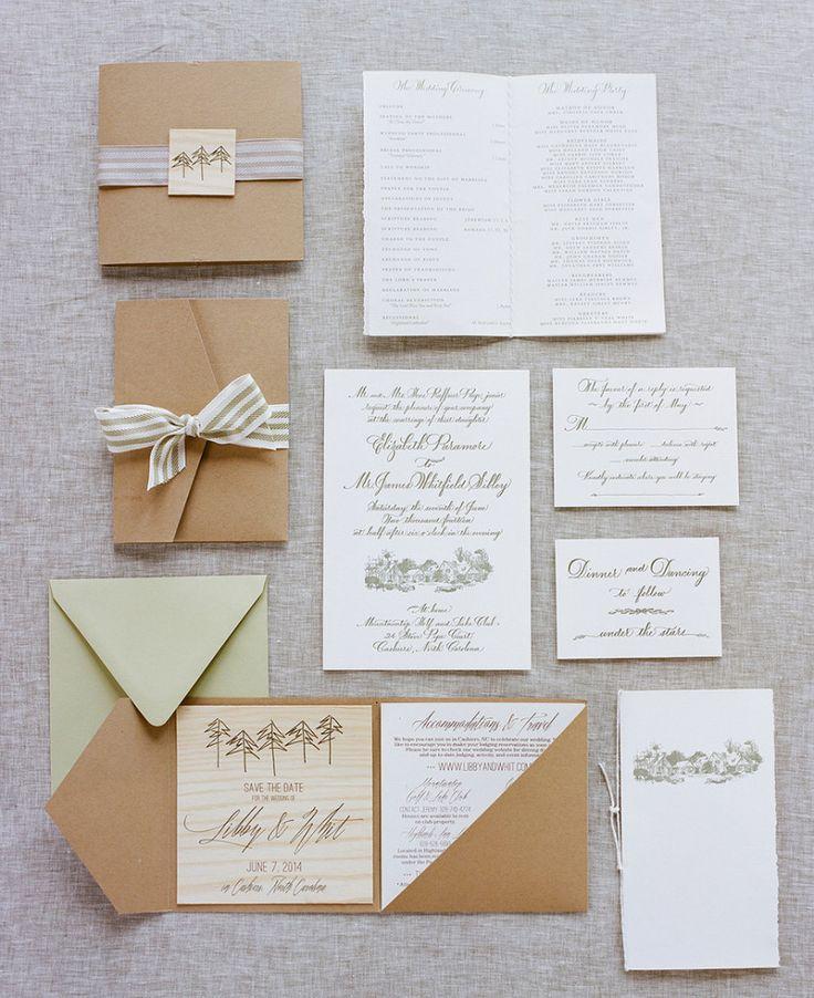 زفاف - Wedding Stationery