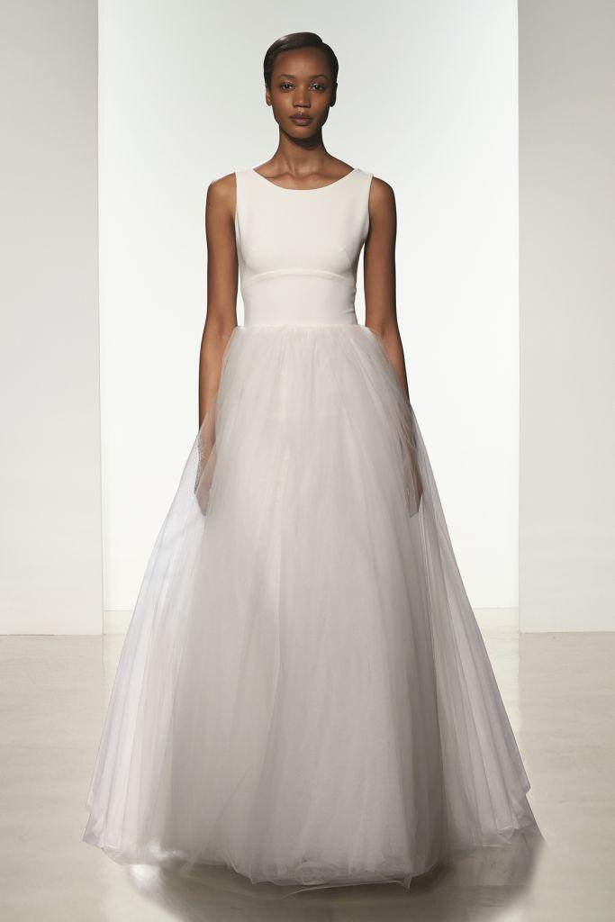 Mariage - Amsale Designer Wedding Gowns For Spring 2016