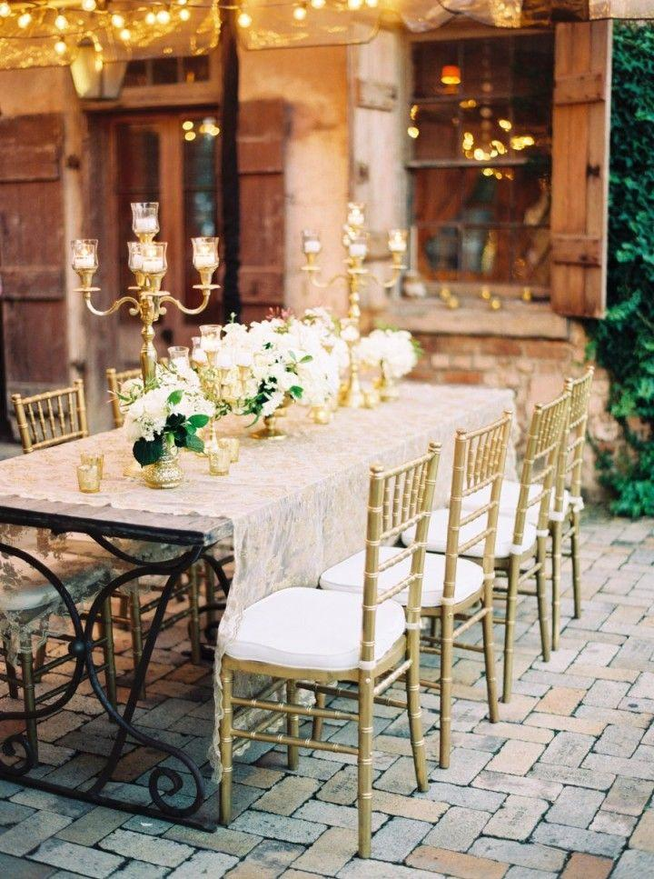 Mariage - Golden Opulence At New Orleans Wedding
