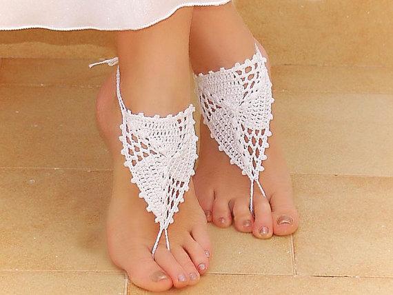 white sexy feet