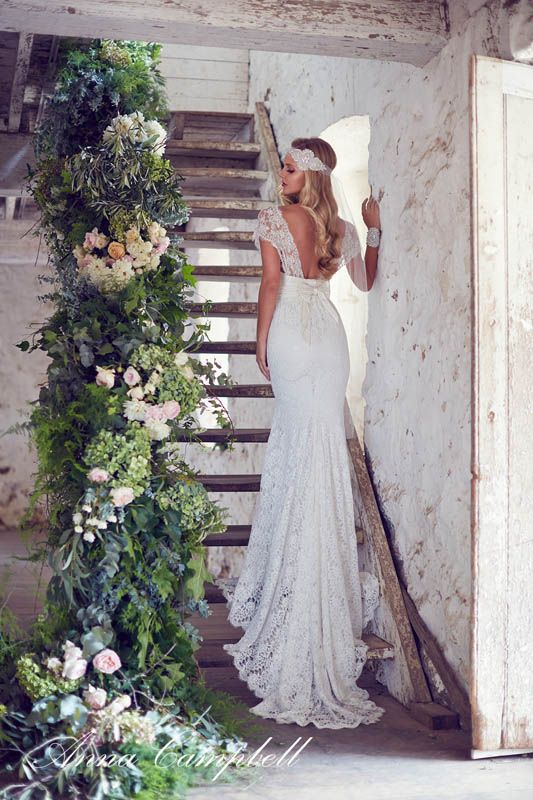 Wedding - Anna Campbell's Latest Wedding Dress Collection 'Forever Entwined'