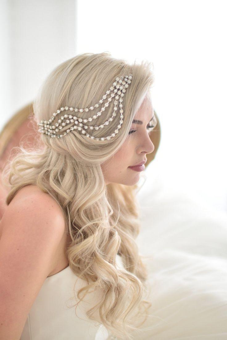 Wedding - 30 Radiant Wedding Hairstyles