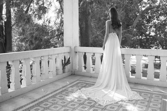 Hochzeit - Backless Wedding Gowns