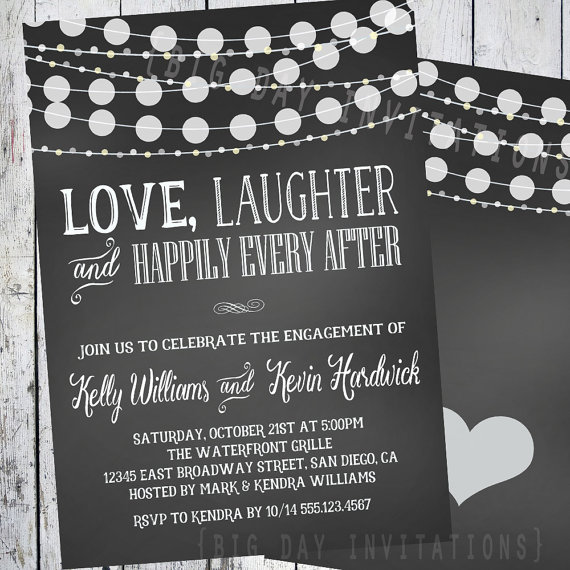 Reception Invitation Wording After Elopement with best invitations layout
