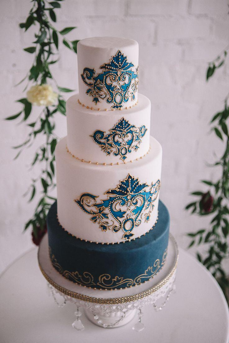 زفاف - Stunning Wedding Cake & Cupcake Ideas