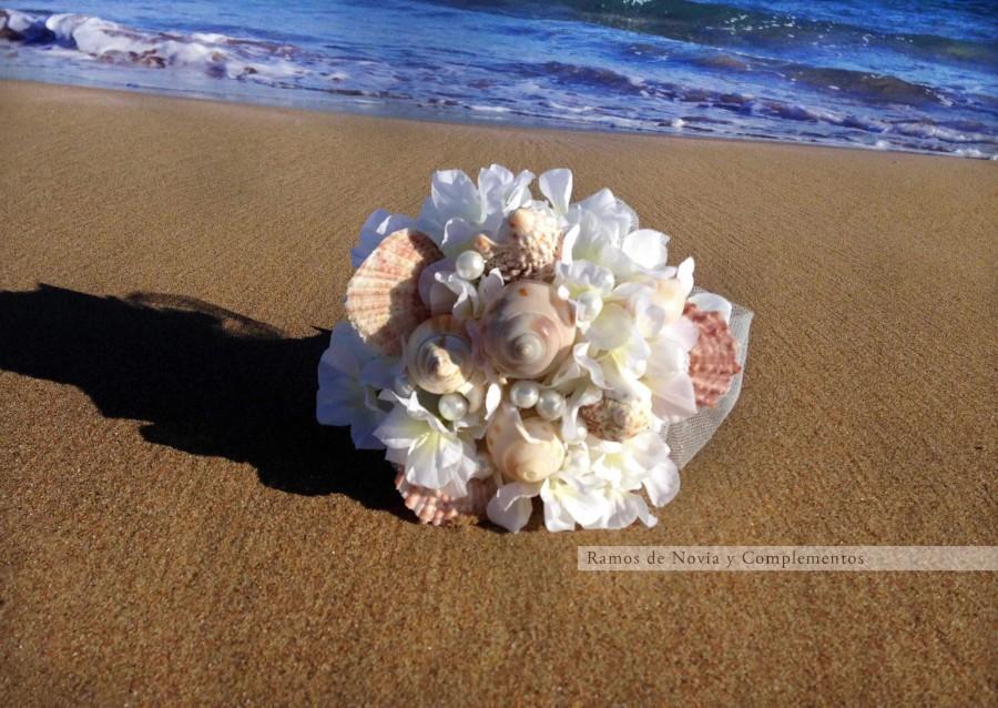 Boda - Ramo boda en la playa