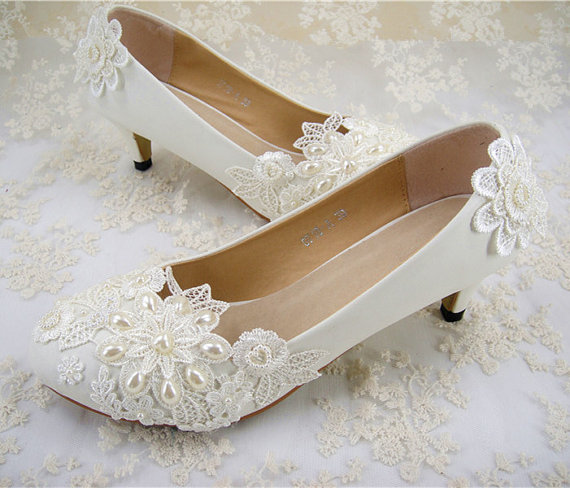 1c147623e03 Flat Wedding Shoes