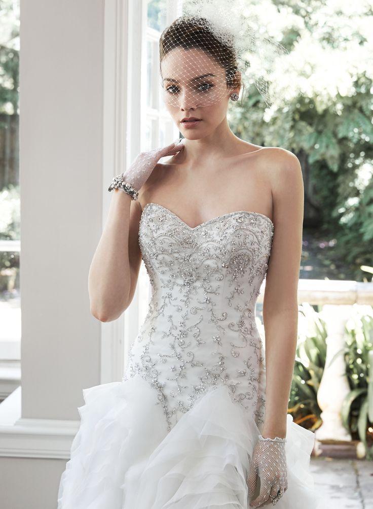 Wedding - Aliyah By Maggie Sottero.