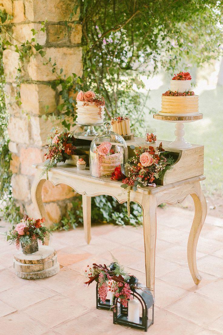 Mariage - Dessert Table
