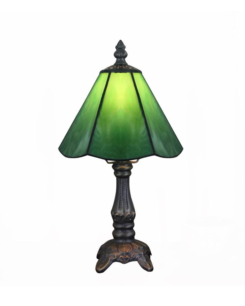 زفاف - turquoise novelty tiffany table lamp