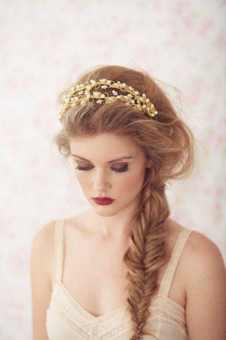 Свадьба - Wedding Hairstyle