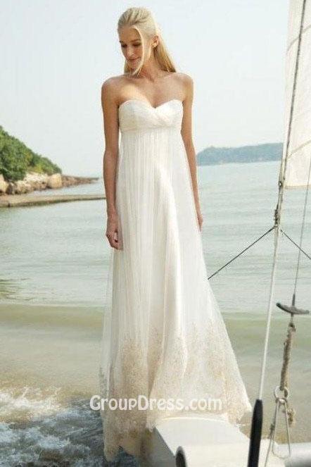 Свадьба - Beach Wedding Guest Dresses