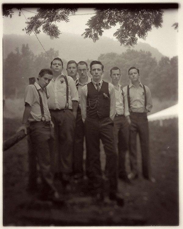 Свадьба - Grooms    Groomsmen
