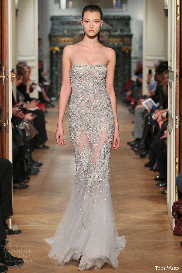 Wedding - Tony Ward Spring 2014 Couture Collection