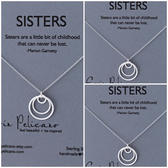 On The 8th Day Of Sitsmas 100 To Three Sisters Jewelry