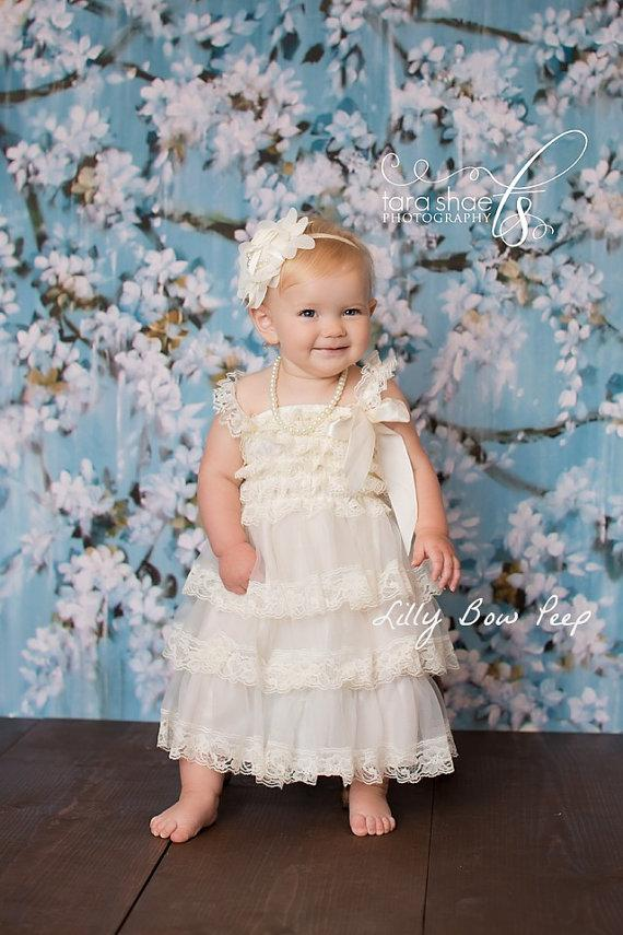 Baby Girl Clothes Dress Baby Dress Baptism Dress