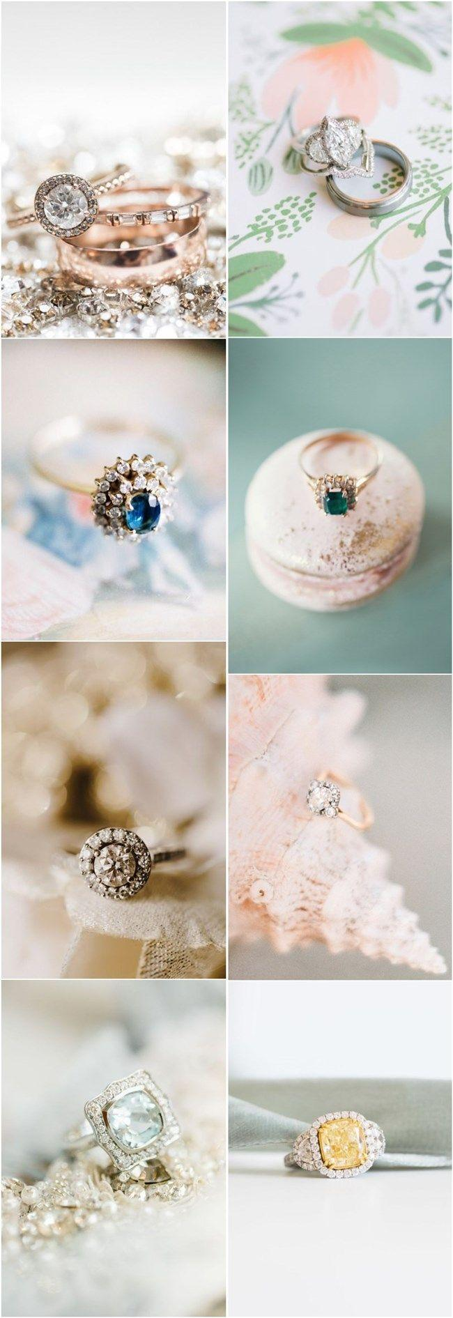 Wedding - Top 20 Vintage Engagement Rings YOU Secretly Want