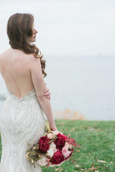 Hochzeit - Glamorous Masquerade Wedding Inspiration In Annapolis