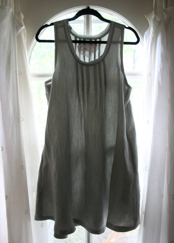Свадьба - Linen 'Eve' Nightgown