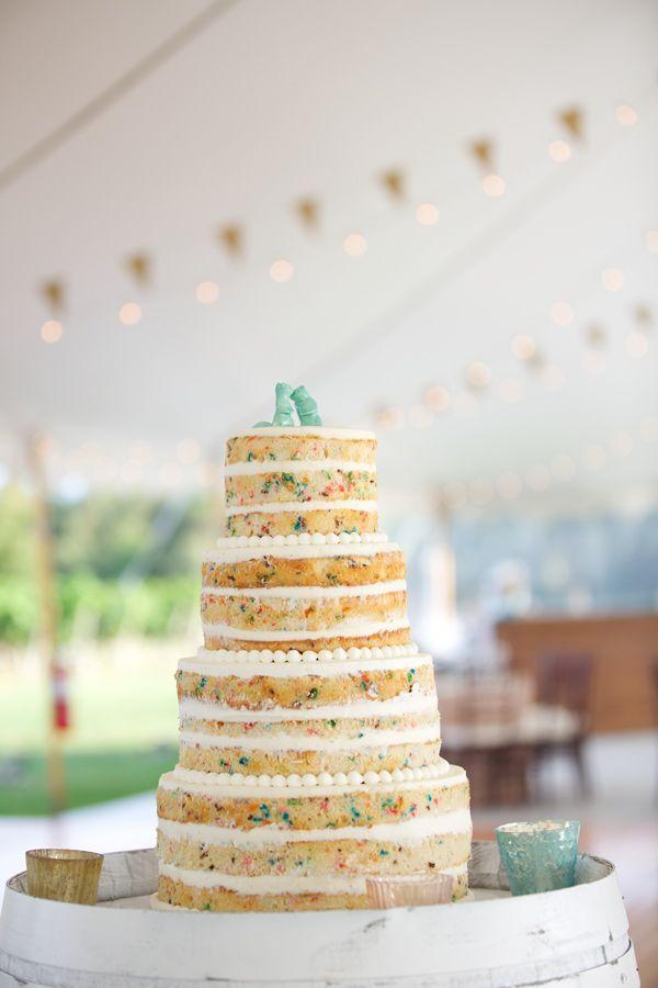 زفاف - New England Vineyard Wedding