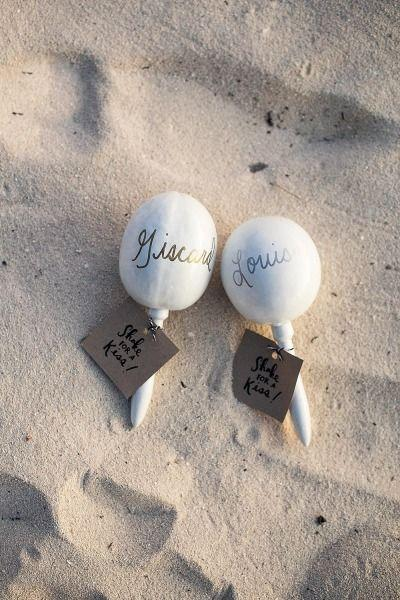Glamorous Black Tie Beach Wedding In Isla Muejeres