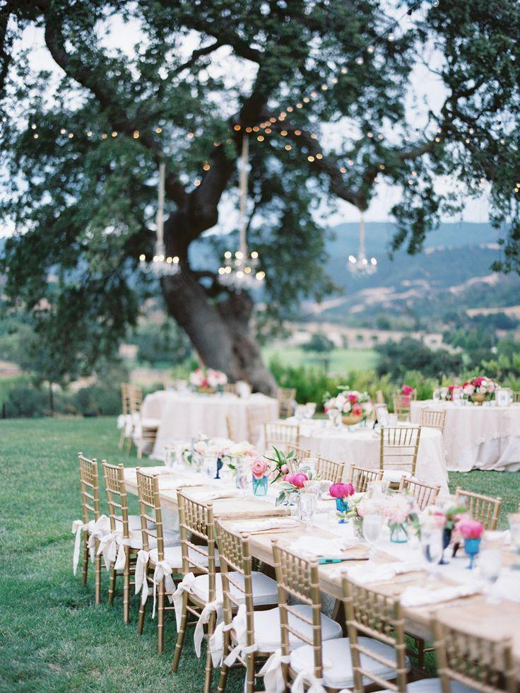 Rustic Glam Summer Wedding At Sunstone Winery