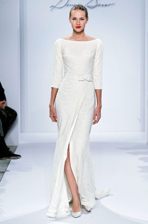 زفاف - Bridal Market Trend: Sleeves