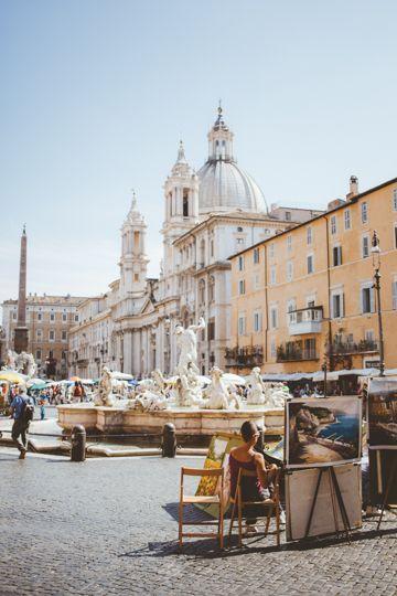 زفاف - Rome Caput Mundi