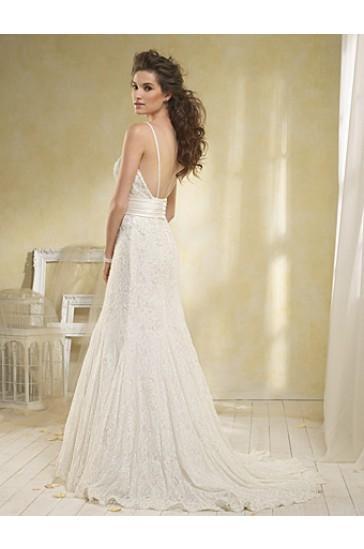 Hochzeit - Alfred Angelo Wedding Dresses Style 8520