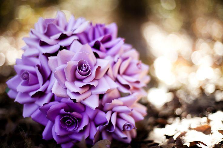 Wedding - Paper Flowers