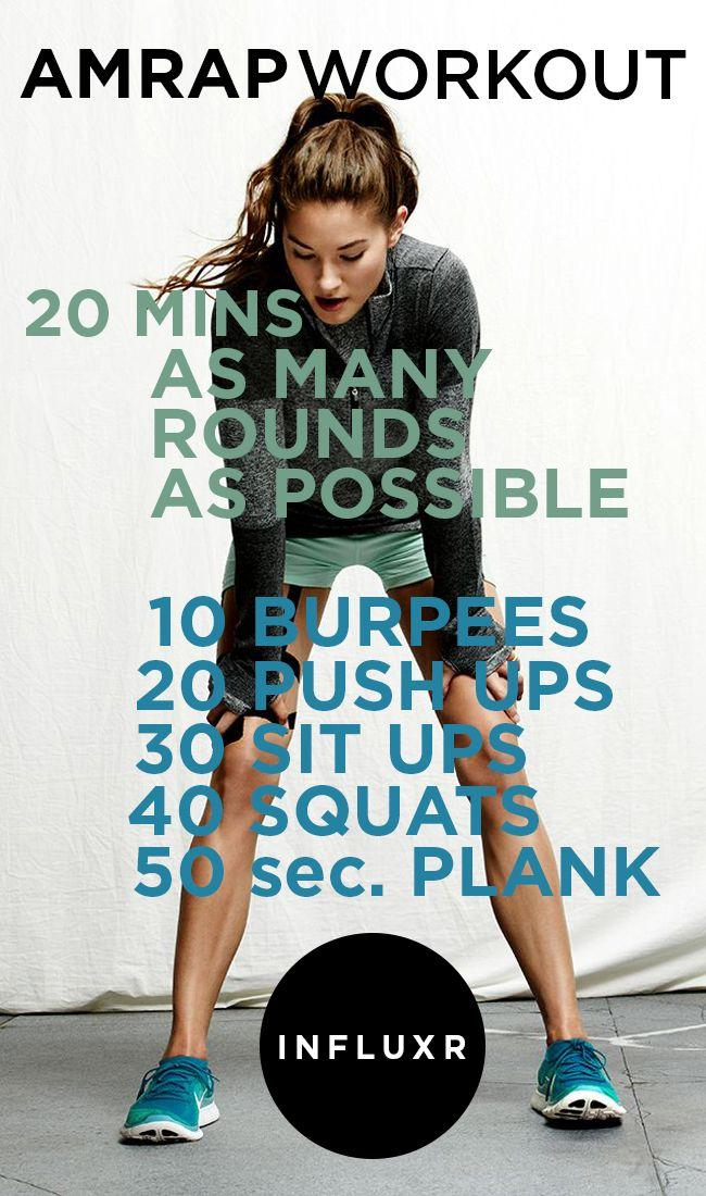 Свадьба - Workout Wednesday- As Many Rounds As Possible