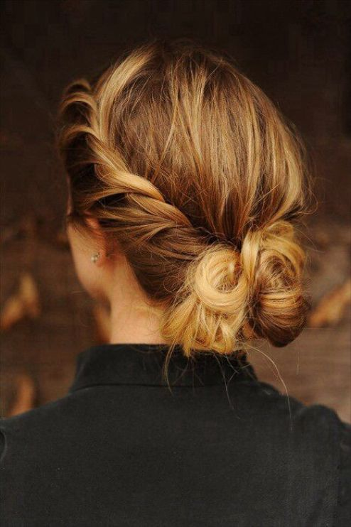 Mariage - 15 Bold Winter Hairstyles To Try In 2014